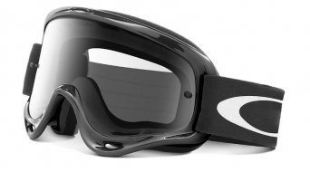 Oakley XS sin Frame MX Goggle jet negro/clear