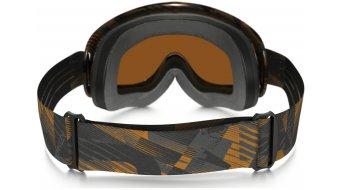 Oakley XS sin Frame MX Goggle digi-slash naranja/negro iridium