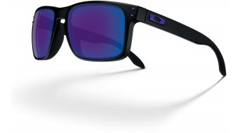 Oakley Holbrook Brille matte black /violet iridium Julian Wilson Edition