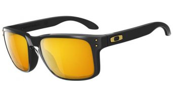 Oakley Holbrook Brille polished black/24k gold iridium