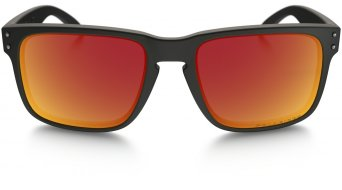 Oakley Holbrook Brille matte black/ruby iridium polarized