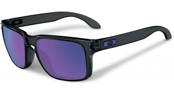 Oakley Holbrook Brille black ink/violet iridium polarized
