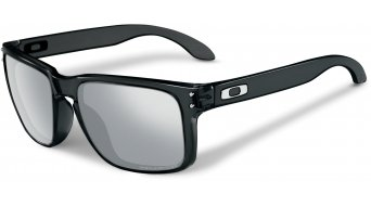 Oakley Holbrook Brille black ink/chrome iridium polarized