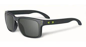 Oakley Holbrook Brille steel/dark grey