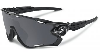Oakley Jawbreaker Brille polished black/black iridium