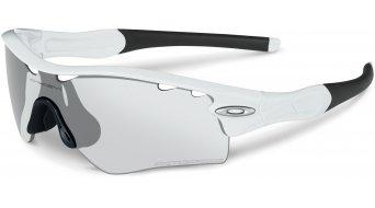 Oakley Radar Path lunettes mat white/clear black irdium photocromatic vented