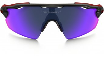 Oakley Radar EV Pitch gafas matte negro ink/positive rojo iridium