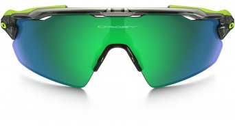 Oakley Radar EV Pitch Brille grey ink/jade iridium
