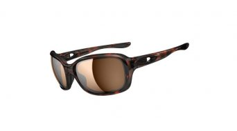 Oakley Urgency Brille tortoise/bronze polarized
