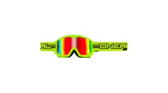 ONeal B1 RL Flat Radium Goggle color neón Mod. 2016