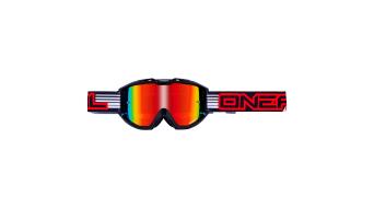 ONeal B1 RL Flat Radium Goggle negro(-a) Mod. 2016