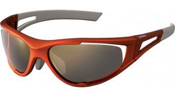 Shimano CE-S50X lunettes de vélo inkl. 2 lentille (grey mirror/clear)