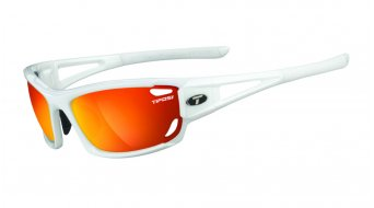 Tifosi Dolomite 2.0 眼镜 Frame:-pearl-white-Lens:-smoke-red/smoke-bright-blue/clear