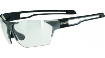 Uvex Sportstyle 202 Vario szemüveg gun black mat/smoke