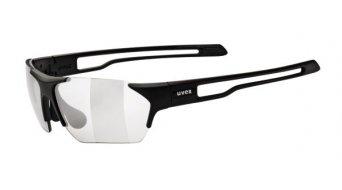 Uvex Sportstyle 202 Small Vario occhiali black mat/smoke