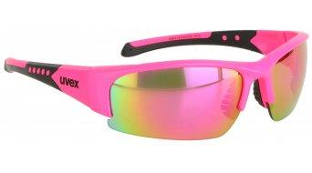 Uvex Sportstyle 217 szemüveg pink/fekete