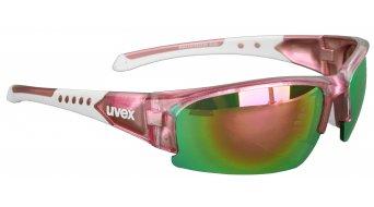 Uvex Sportstyle 217 gafas pink/blanco(-a)