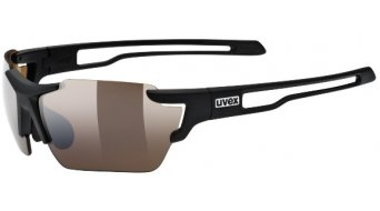 Uvex Sportstyle 803 Small Colorvision 眼镜 black mat//litemirror outdoor (S3)