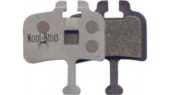 Kool-Stop disque-plaquette de frein pour Avid Juicy 7&5, Ball Bearing 7 arrière/revêtement-organisch D270