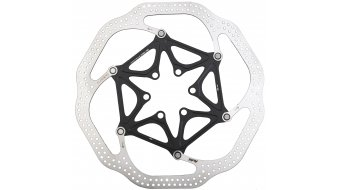 Avid HSX-Heat rotor 6-hole (IS2000) (incl. titanium screws ) (RETAIL pack) black
