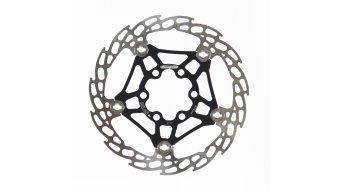 Hope Race X2 Lightweight rotor 6-hole floating black Spider