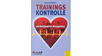Buch Trainingskontrolle mit Herzfrequenz-Messgeräten von Kuno Hottenrott