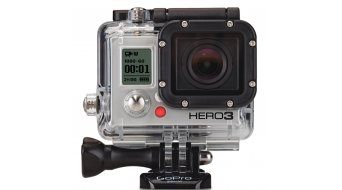 GoPro HD HERO 3 Black Edition Digitalvideo- und Fotokamera