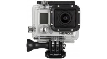 GoPro HD HERO 3 Silver Edition Digitalvideo- und Fotokamera