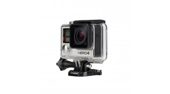 GoPro HD HERO 4 Black Edition Adventure Digitalvideo- und Fotokamera