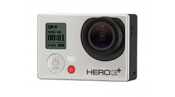 GoPro HD HERO 3+ Silver Edition Digitalvideo- und Fotokamera