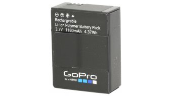 GoPro HD HERO 3/3+ batterie de rechange rechargeable 3,7V/1180mAH