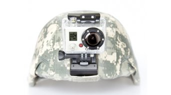 GoPro NVG Mount casque-support