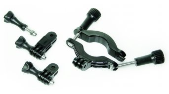 GoPro Roll Bar Mount tube adaptateur Oversize (36-63mm)