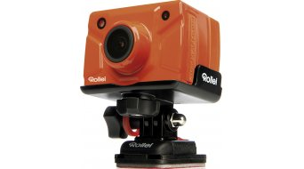 Rollei Actioncam 5S Wifi Kamera Diving-Edition orange