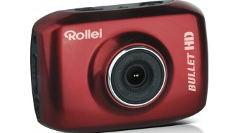 Rollei Youngstar Kamera red