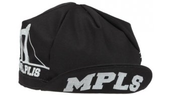 All City Hennepin Bridge Cycling Cap black/white