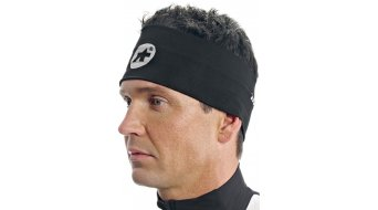 Assos Intermediate S7 Stirnband Headband Gr. 0 blackVolkanga