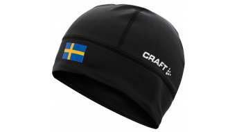 Craft Light Thermal Flag Mütze Gr. L/XL black/sweden