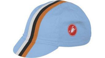 Castelli Retro 2 cappellino Cycling Cap mis. unisize gulf race/black