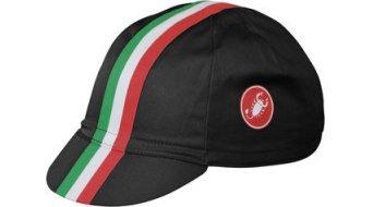 Castelli Retro 2 Kappe Cycling Cap Gr. unisize black