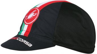 Castelli Performance cappellino Cycling Cap mis. unisize black