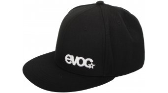 EVOC Logo Cap Kappe Flex Fit black Mod. 2017