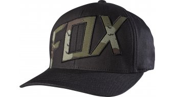 Fox Sole Reason Kappe Herren-Kappe Flexfit Hat Gr. S/M black