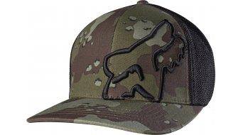 Fox Up Sleeve Kappe Herren-Kappe Flexfit Hat Gr. L/XL camo