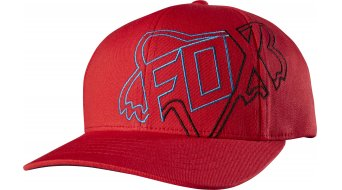 Fox Both Sides gorro(-a) niños-gorro(-a) Youth Flexfit Hat tamaño unisize rojo