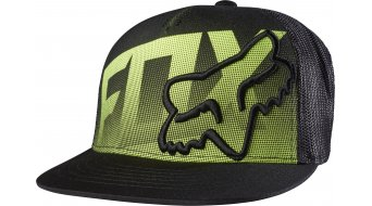 Fox Static gorro(-a) niños-gorro(-a) Youth Snapback Hat tamaño unisize negro