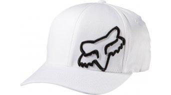 Fox Flex 45 帽 男士-帽 Flexfit Hat 型号 S/M white