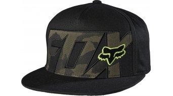 Fox Ozwego gorro(-a) Caballeros-gorro(-a) Snapback Hat tamaño unisize negro