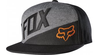 Fox Conjunction gorro(-a) niños-gorro(-a) Youth Snapback Hat tamaño unisize negro