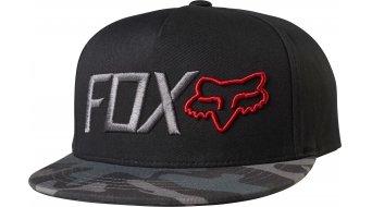 Fox Obsessed gorro(-a) niños-gorro(-a) Youth Snapback tamaño unisize negro camo